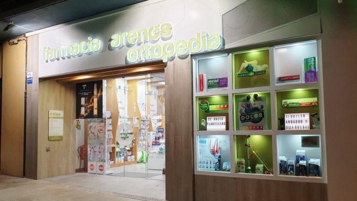 Farmacia ortopedia Arenós