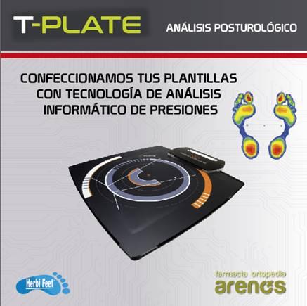 Vinilo T- plate