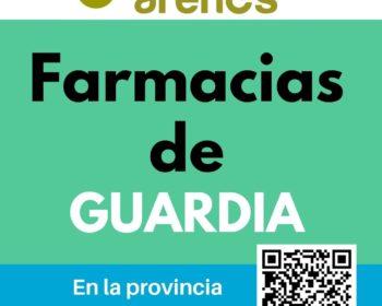 ENCUENTRA TU FARMACIA DE GUARDIA